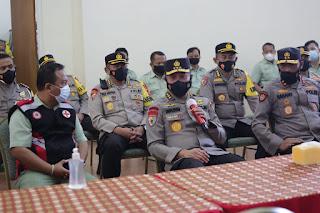 Tim Supervisi Mabes Polri, Lakukan Pengecekan Penerapan Prokes Di Tempat Wisata Jawa Timur