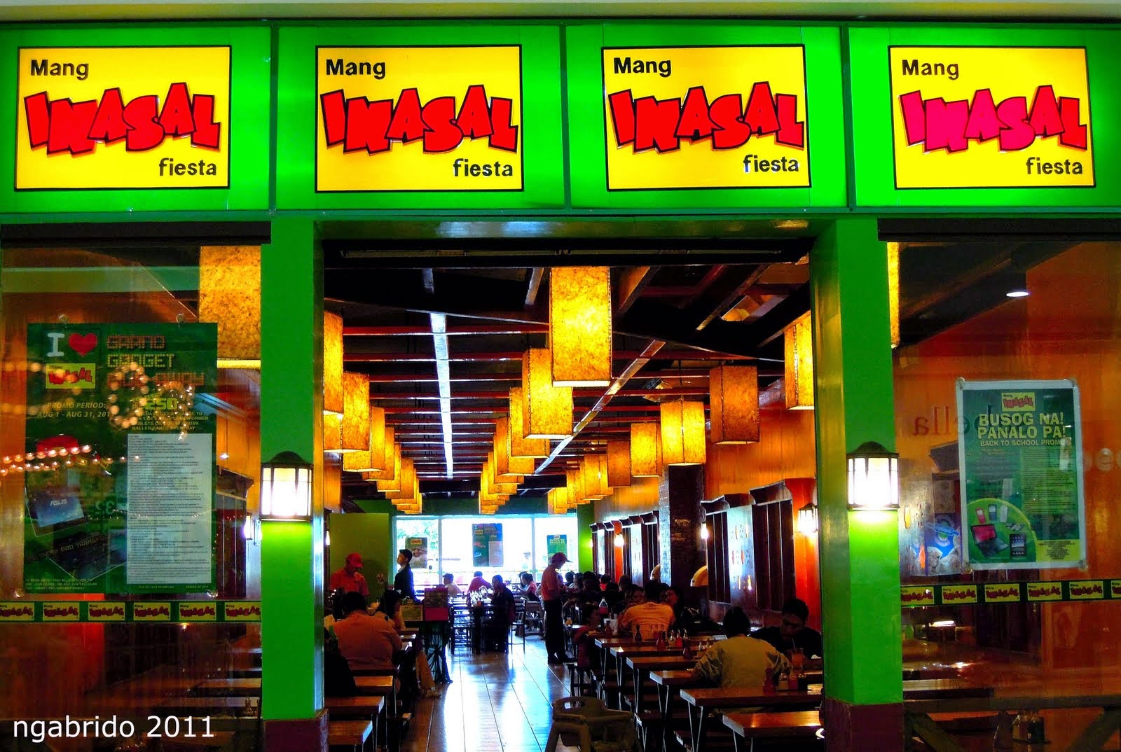 There's a Mang Inasal Impostor in Indonesia