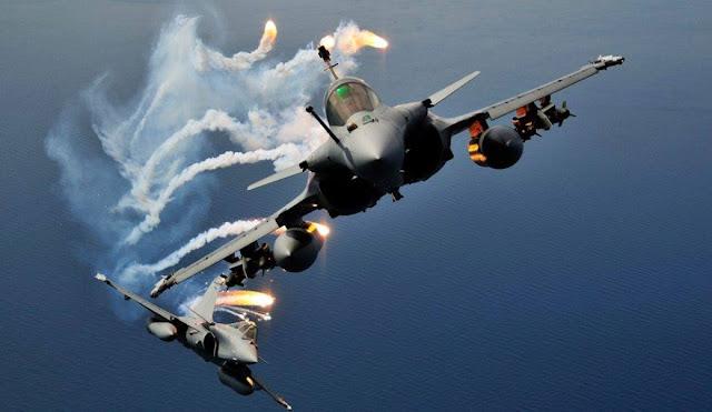 Pesawat tempur Perancis Dassault Rafale
