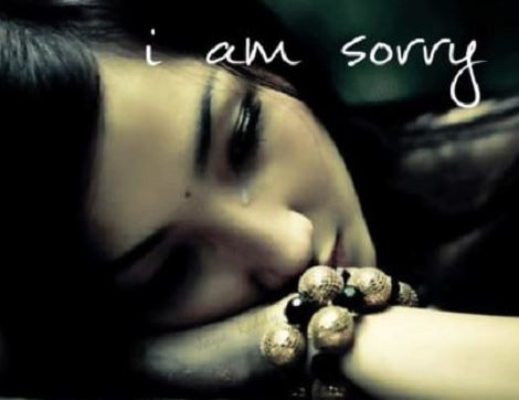 sad sorry image new girls dp attitude girl dp download