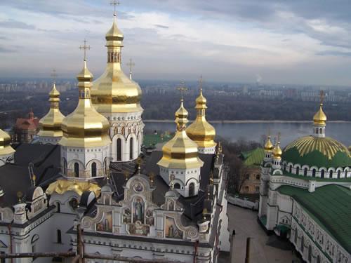 Tourist Destination: Ukraine