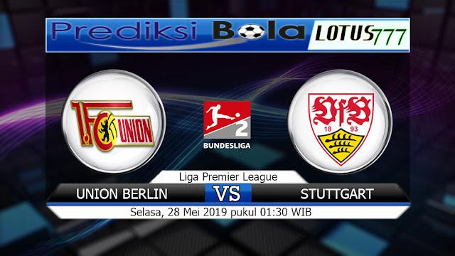 Prediksi Union Berlin vs Stuttgart Selasa 28 Mei 2019