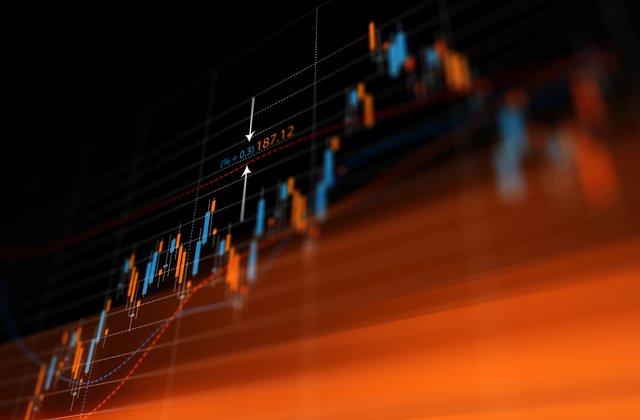 crecimiento gráfico de inversión