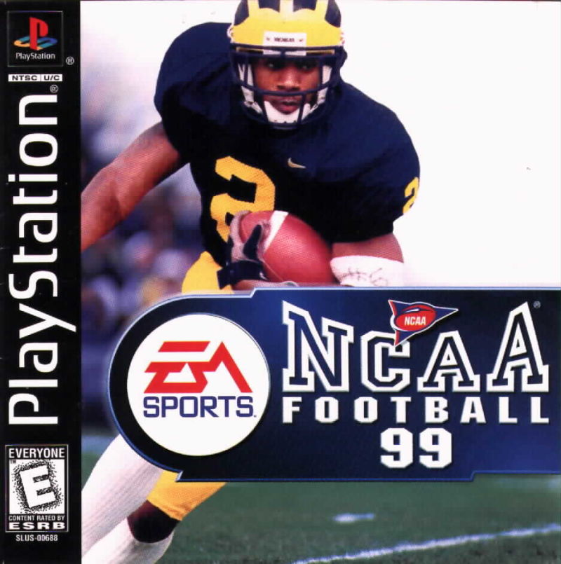 NCAA Football 99 - PS1 - ISOs Download