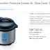 Fakta periuk tekanan paling laris Noxxa pressure cooker