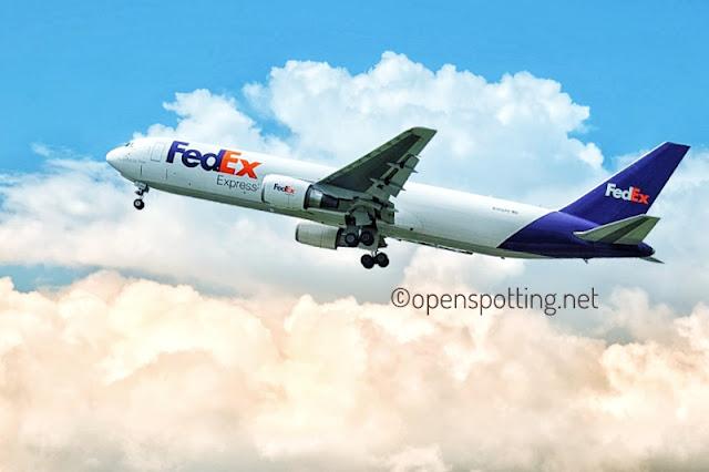 N119FE Federal Express (FedEx) Boeing 767-300F