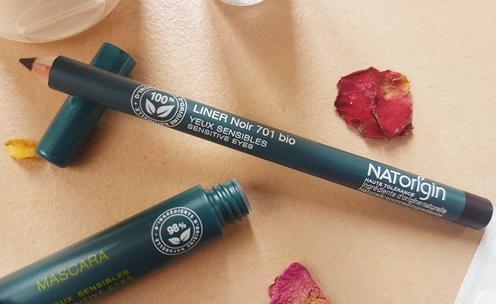 Love Lula Beauty Box - NatOrigin Pencil Eyeliner Review