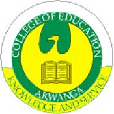 College Of Education Akwanga Admission List