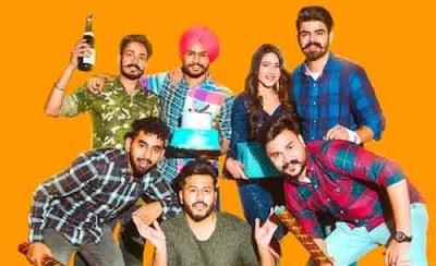 Happy Birthday Yaara Lyrics - Himmat Sandhu | Punjabi Song