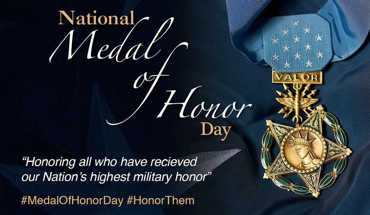 National Medal of Honor Day Wishes Pics