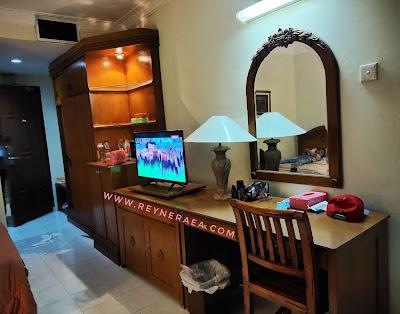 Menginap di Tretes Raya Hotel & Resort