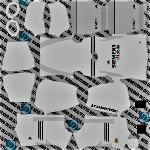 Real Madrid Classic Retro Vol. 1 DLS Kit 2021