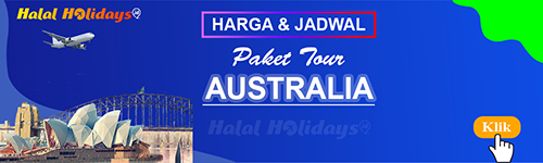 Jadwal dan Harga Paket Wisata Halal Tour Australia