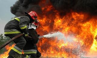 Ηλεία: Τέσσερις φωτιές ταυτόχρονα