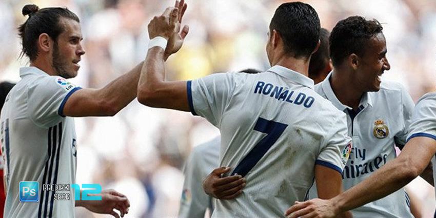 Prediksi Skor Real Madrid Vs Eibar 02 Oktober 2016