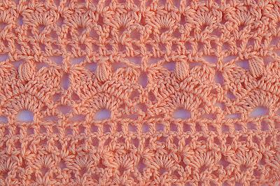 2 - Crochet Imagen Combinación puntadas de crochet por Majovel Crochet