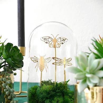 Décor de Table Botanique avec 5 Projets DIY