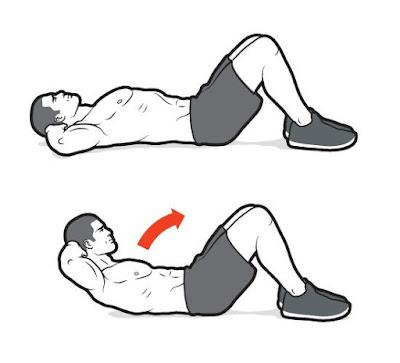 abdominal crunch