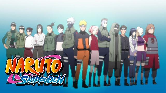 Opening Naruto Shippuden 5: Hotaru no Hikari