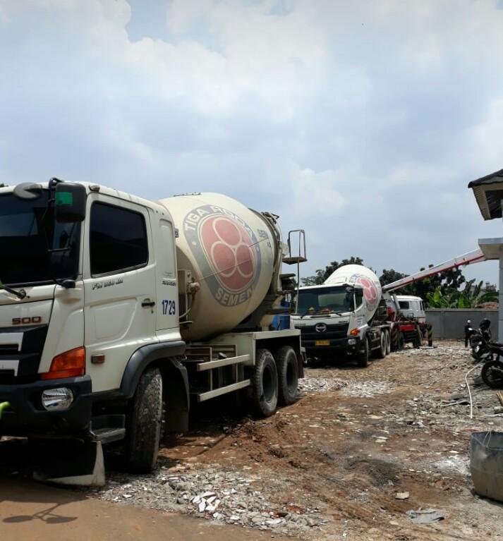 harga beton ready mix dan sewa pompa beton jakarta utara