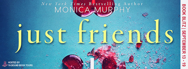Spotlight: Just Friends by Monica Murphy
