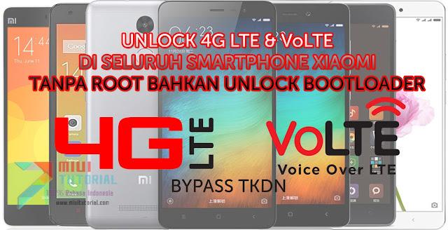 Adakah Cara Lain Memunculkan Sinyal 4G LTE dan VoLTE di Smartphone Xiaomi Tanpa Root dan Unlock Bootloader Dulu Berarti Tutorial Ini yang Kamu Cari