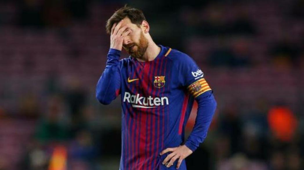 Kungiyar kwallon kafa ta Barcelona ta haramtawa kyaftin dinta, Lionel Messi wasa