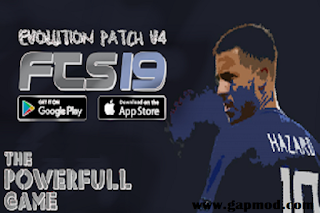 Download FTS 19 Evolution Patch V4 by F19 Squad Apk Data Obb
