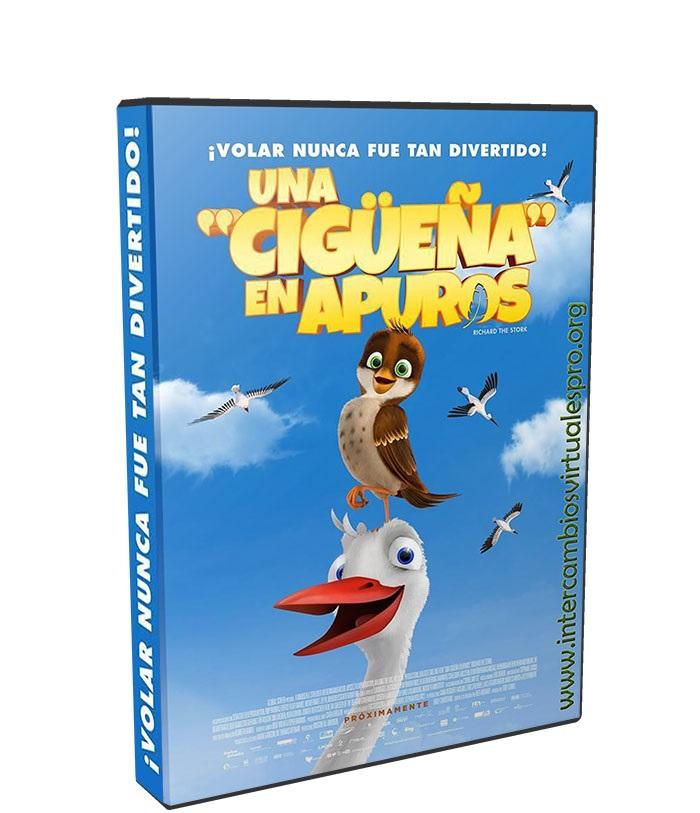 Una Cigüeña en Apuros poster box cover