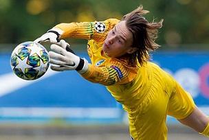 Maarten Vandevoordt is the Youngest goalkeepers in champions league history