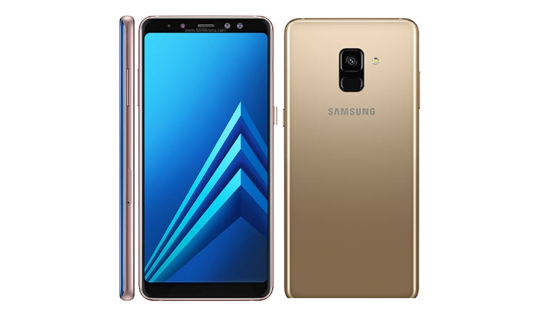 samsung a8+ price in bd