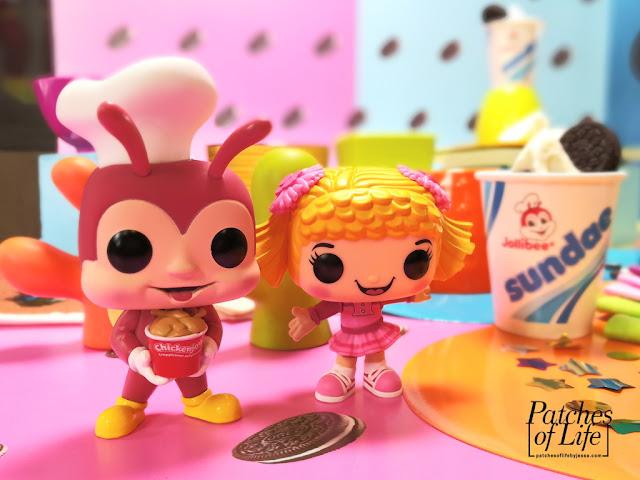 Jollibee & Hetty Spaghetti Funko Pop