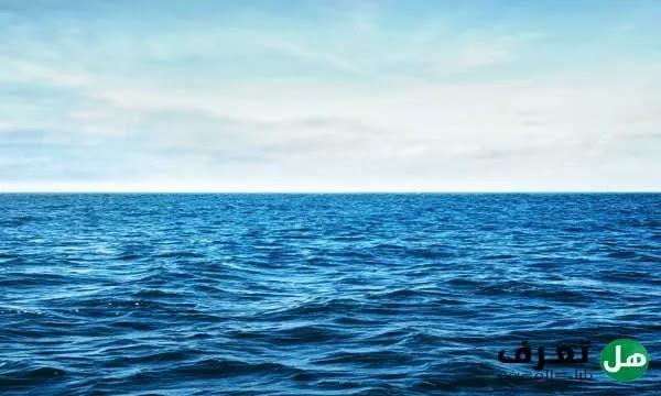 ما هو اكبر بحر في العالم