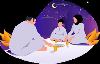 Agenda / Kegiatan Selama Bulan Ramadhan