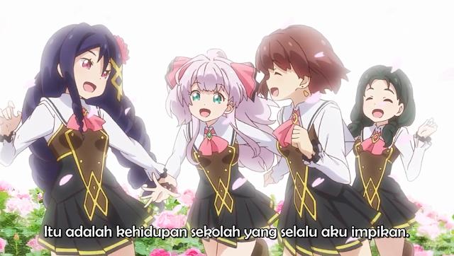 Watashi, Nouryoku wa Heikinchi de tte Itta yo ne! Episode 05 Subtitle Indonesia