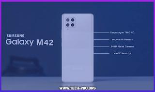 galaxy m42 5g price