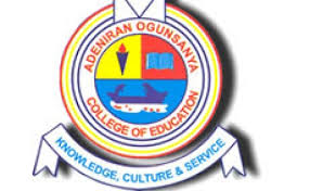 AOCOED Post-UTME (NCE) 2nd Batch Admission Screening 2017/18