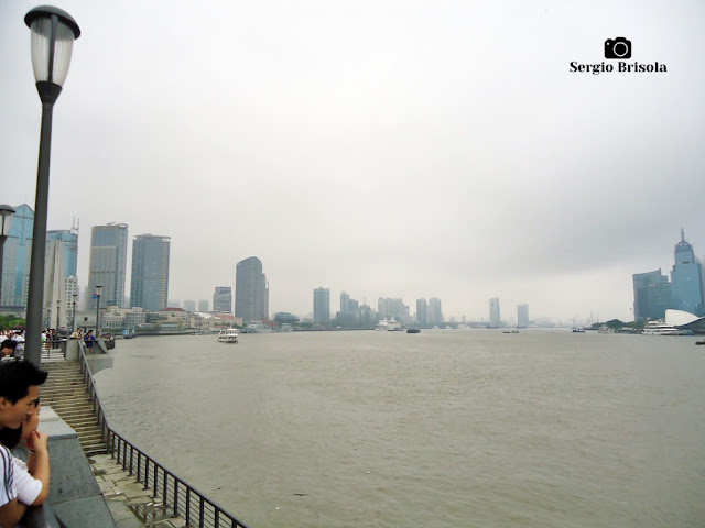 Huangpu River (North) - Shanghai