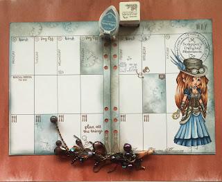 joanna`s-planner-steampunk-inspiration