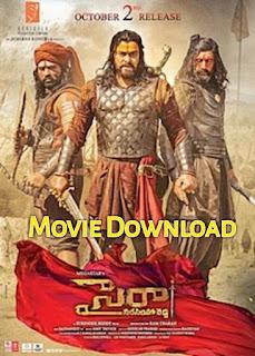 Sye Raa Narasimha Reddy Movie Download 720p