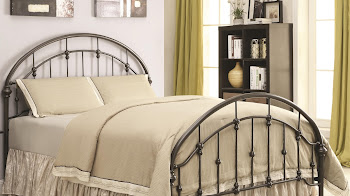 Descubre cómo utilizar la forja para una decoración original en tu dormitorio