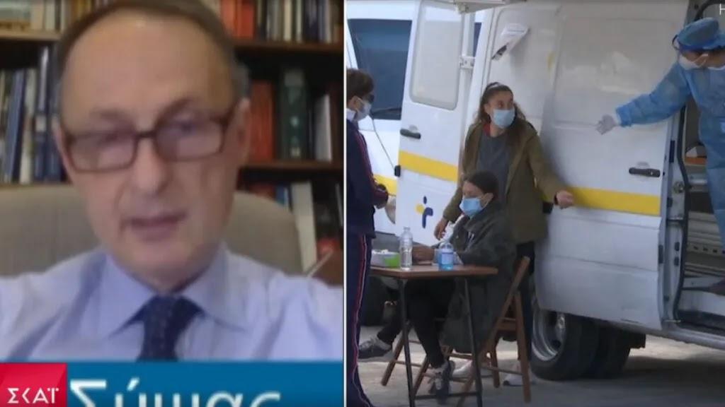 100 χρόνια μετά την καταστροφή της Σμύρνης θα καταστραφεί ο ιός, vid