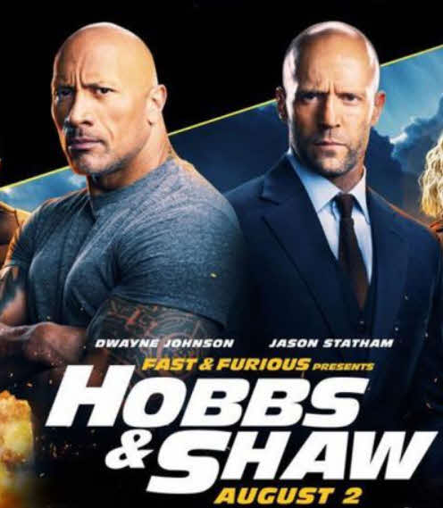فيلم Hobbs And Shaw 2019 مترجم
