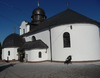 Страдч. Церковь Успения Пресвятой Богородицы. 1795 г.