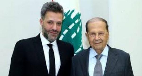 زين العمر ينسحب من حزب الرئيس اللبناني ميشال عون
