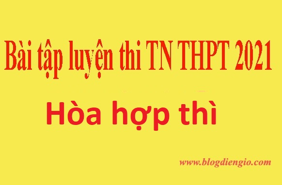 Ôn thi tốt nghiệp THPT | Hòa hợp thì