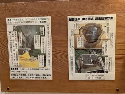 桜田温泉 こだわりの源泉管理