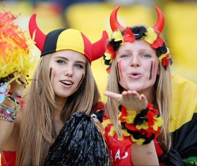 20 facts about Belgium