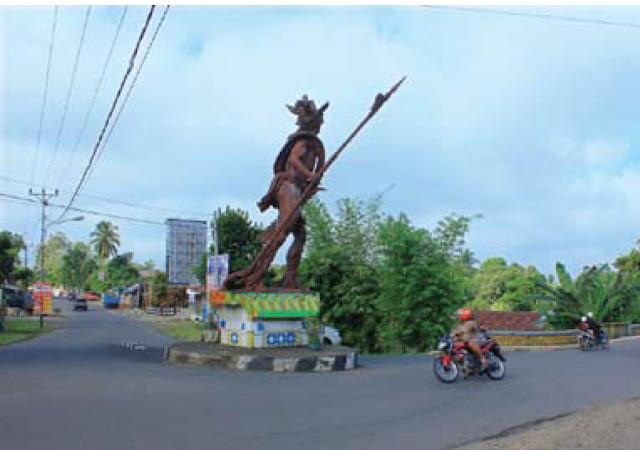 Patung Bogani Kotamobagu