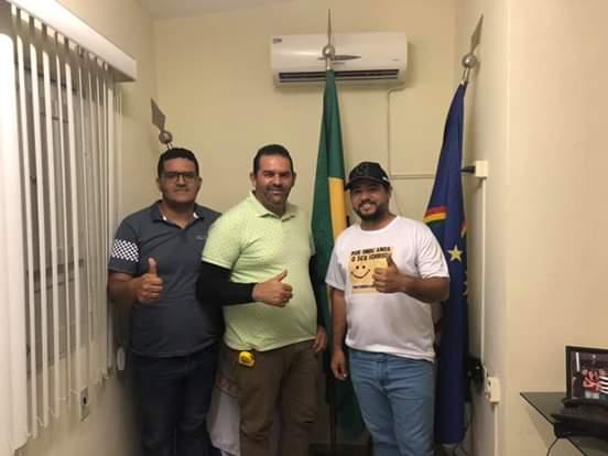 Nildo e Roberto do Sindicato Rural voam para o ninho medebista e passam a ser aliados da gestão Renato Sales